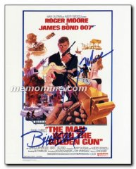 Man with the Golden Gun Man with the Golden Gun Roger Moore Britt Ekland