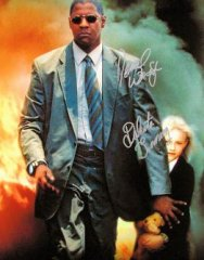 Man on Fire Denzel Washington Dakota Fanning