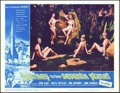 JOURNEY TO THE SEVENTH PLANET John Agar 1961 # 8