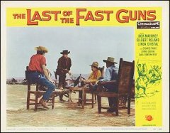 Last of the Fast Guns Jock Mahoney # 2 1958