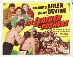LEATHER PUSHERS R50 # 1