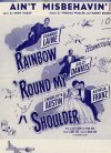 Rainbow 'Round My Shoulder Frankie Lane Billy Daniels