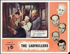 Lady Killers Alec Guninness English Movie