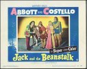 JACK AND THE BEANSTALK Abbott And Costello 1952 # 7