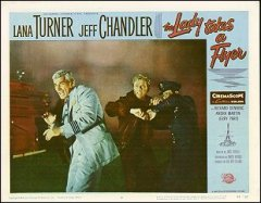 Lady Takes a Flyer Lana Turner Jeff Chandler #5 1958