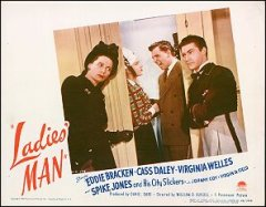 Ladies Man Eddie Bracken Spike Jones # 7 1946
