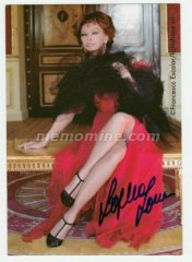 Loren Sophia MOVIE LEGEND Original Hand Signed 4x6 Photo
