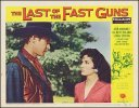 Last of the Fast Guns Jock Mahoney # 4 1958