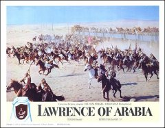 Lawrence of Arabia Peter O'Toole # 3 1962