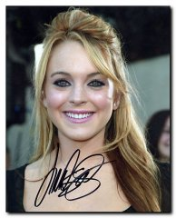 Lohan Lindsay Bad Girls