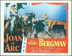 JOAN OF ARC Ingrid Bergman 1948 # 6