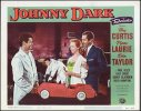 JOHNNY DARK Tony Curtis Piper Laurie 1954 # 3