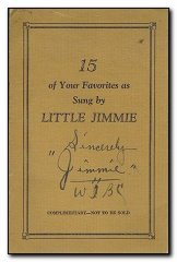 Little Jimmy Songs 1920's By Jimy