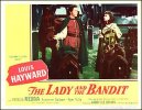 LADY AND THE BANDIT Louis Hayward 1951 # 1 1951
