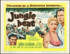 Jungle Heat Lex Barker 1957 # 1