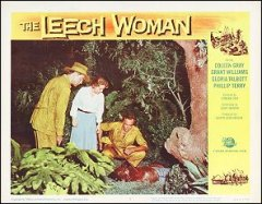 LEECH WOMAN Coleen Gray #2 1960