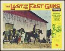 Last of the Fast Guns Jock Mahoney # 6 1958