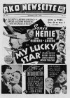 My Lucky Star Sonia Henie Letter of Introcuction Edgar Bergen Charlie McCaarthy 1938