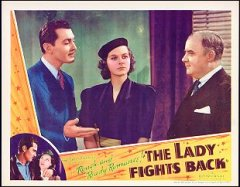 Lady Fights Back #1 1937 Irene Hervey Kent Taylor