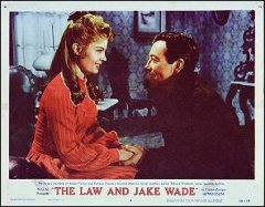Law and Jack Wade Robert Taylor #3 1958