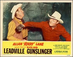 Leadville Gunslinger Allan Rocky Lane