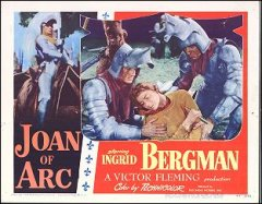 JOAN OF ARC Ingrid Bergman 1948 # 4