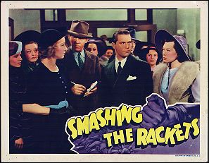 Smashing the Rackets movie